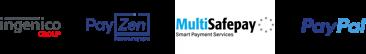 Mise en place d'une ou plusieurs méthodes de paiement sécurisé en ligne