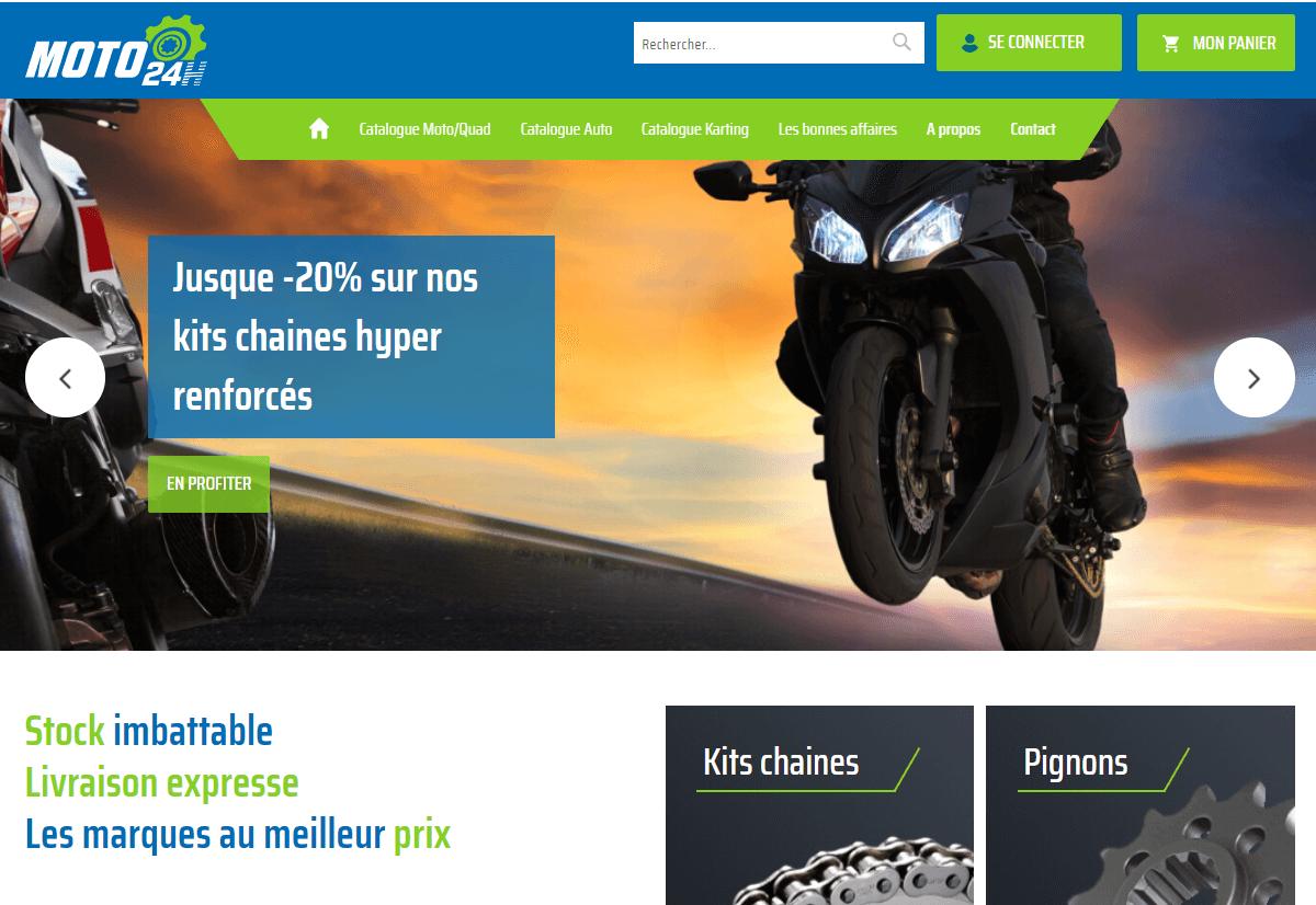 Magento2 website